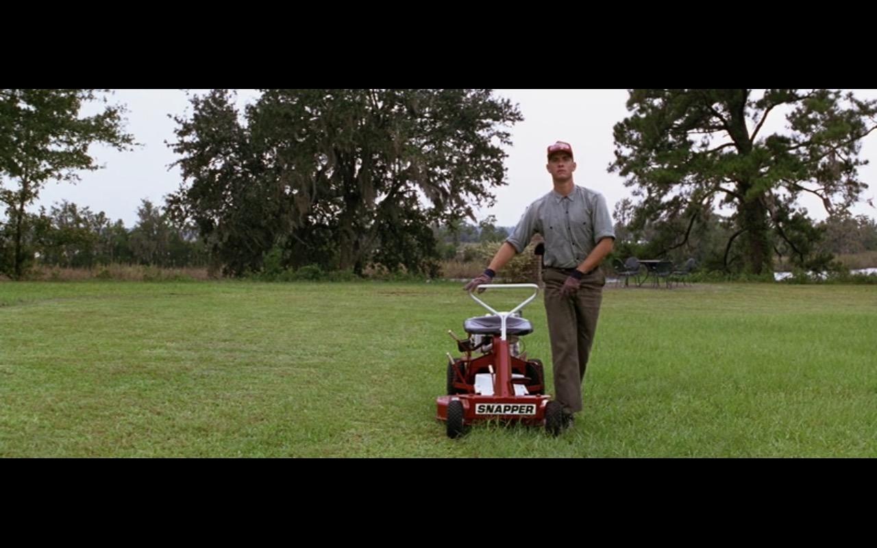 Snapper Forrest Gump Movie