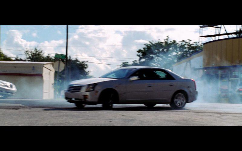 Cadillac Cts Car Bad Boys 2 2003 Movie