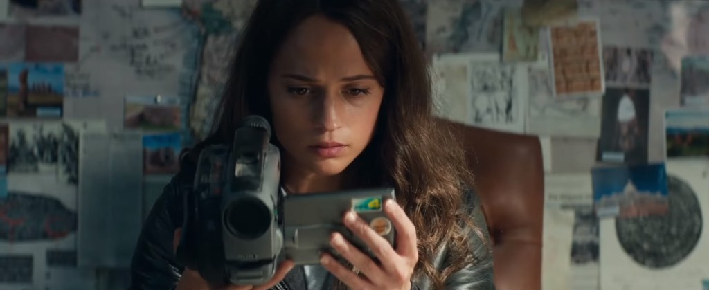 Image result for tomb raider 2018 movie