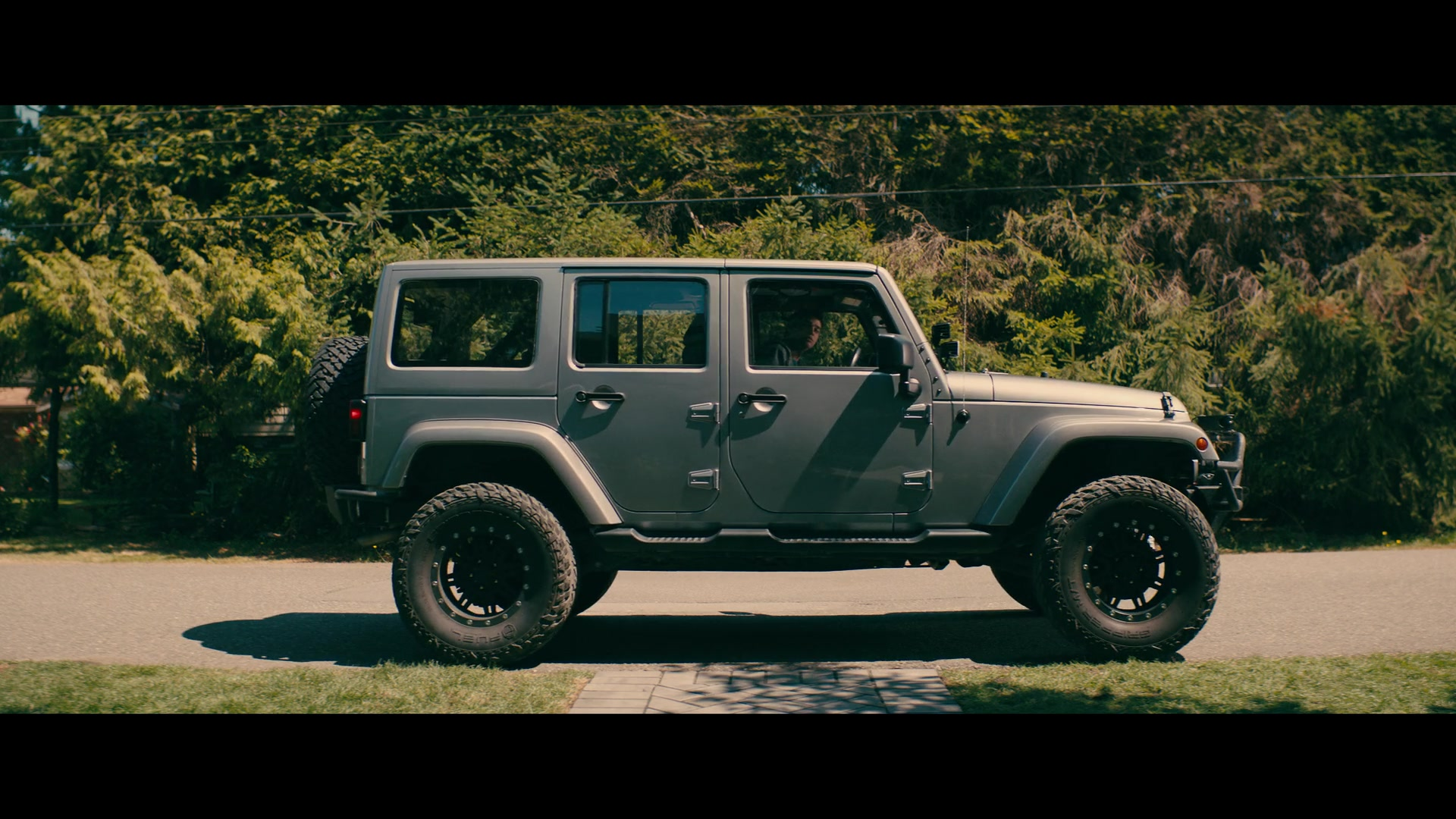 Jeep Wrangler Car Used By Noah Centineo In To All The Boys