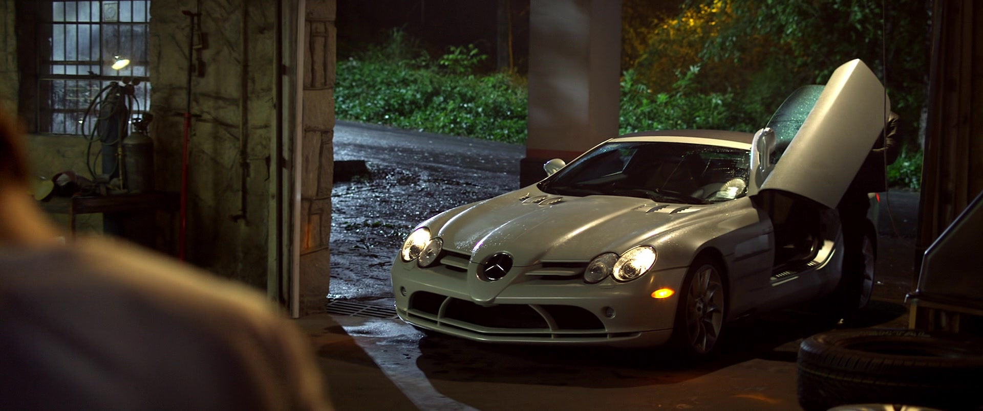 Mercedes Benz Slr Mclaren Roadster R199 Car In Need For