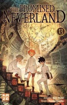 The Promised Neverland Tome 13. de Kaiu Shirai - Tankobon - Livre ...