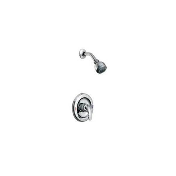 adler single handle shower faucet