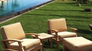 Blogs :: Teak Patio Furniture Requires Little Attention