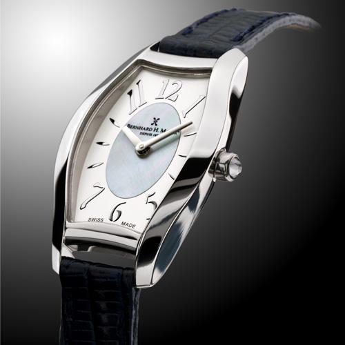 La Retrograde Watch II Serenade Watch – Deep Blue Strap (3/6)