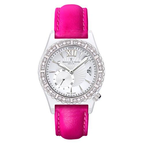 La Vida Ceramic Watch - Pink Strap (2/6)