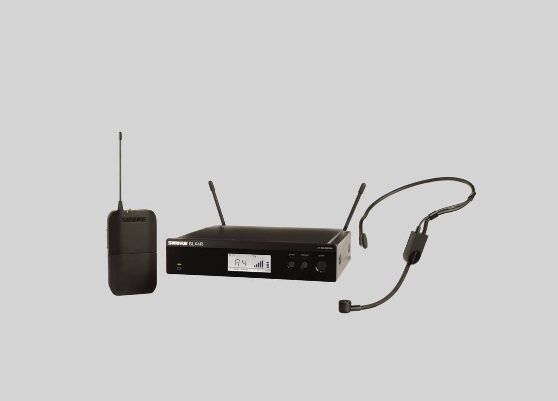 blx14r pga31 wireless rack mount