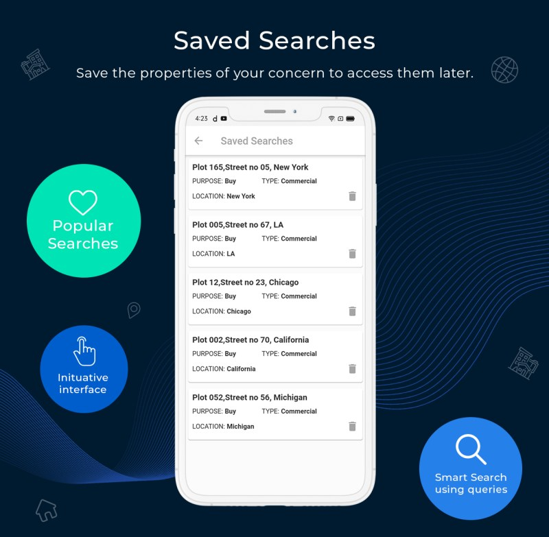 onProperty - Real Estate App Template for Flutter (Android and IOS) - 10
