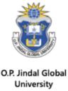 Op Jindal Global University logo