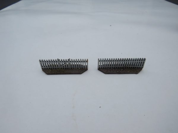White Picket Fencing 20mm