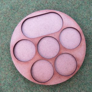 irregular bolt action movement tray