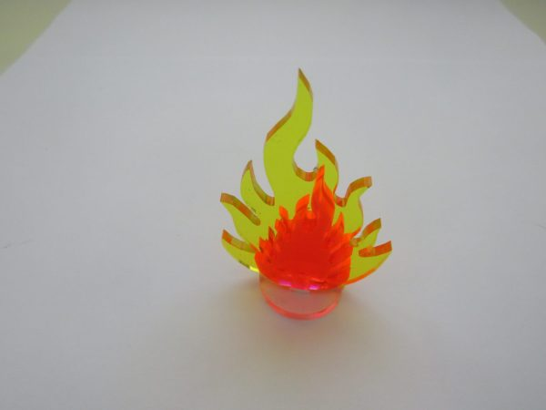 raging fire inferno markers