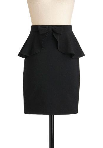 Penciled In Skirt
