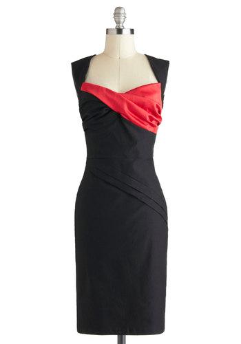 Dynamic Dame Dress