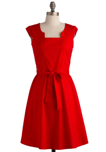 Ignite the Night Dress from ModCloth - $52.99 #affiliate