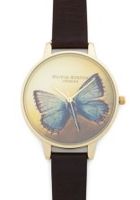 Olivia Burton Time Flies By Watch