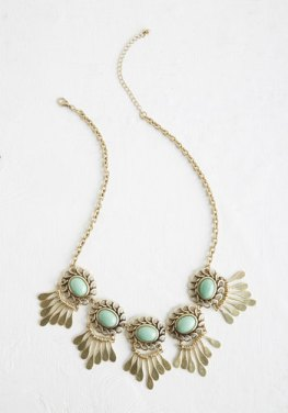 Refined and Radiant Necklace
