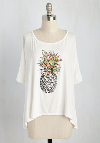 Fruit and Edgy Top