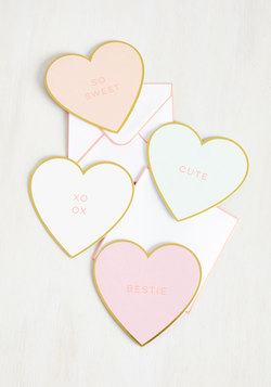 Sweetheart Shop - Crush Delivery Valentine Set