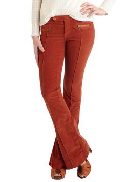 Prim and Copper Pants