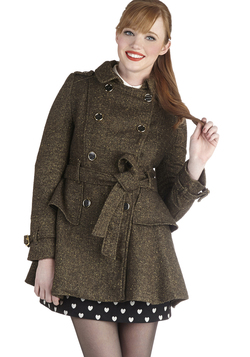 tarragon to town coat (modcloth)