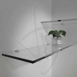 verre transparent sur mesure