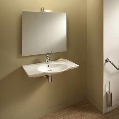 Plan Vasque Et Lavabo Pmr Mobilier De Salle De Bains Jacob Delafon