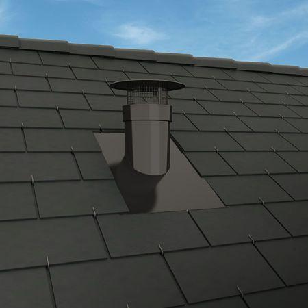 ventelia sortie de toit ventilation