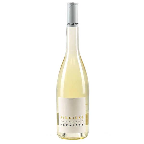 Premire De Figuire Organic Ctes De Provence AOP White