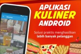 Aplikasi Android Kuliner