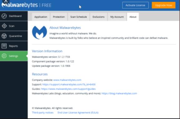 Malwarebytes Crack v4.3.0.210 + License Key [Premium]
