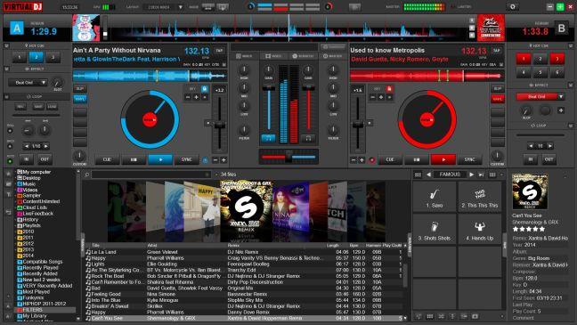 Virtual DJ Pro Crack Torrent Download Lifetime [Win/Mac]