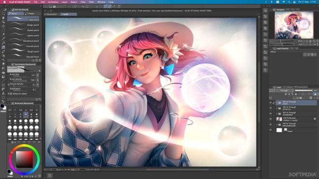 Clip Studio Paint EX 1.10.12 Crack Plus Key Latest