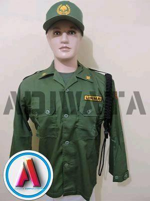 jenis baju seragam linmas