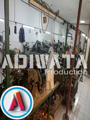 ini adalah Tempat Produksi kami atau Konveksi kami