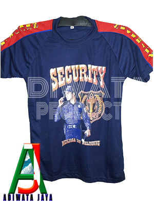 jenis KAOS SECURITY