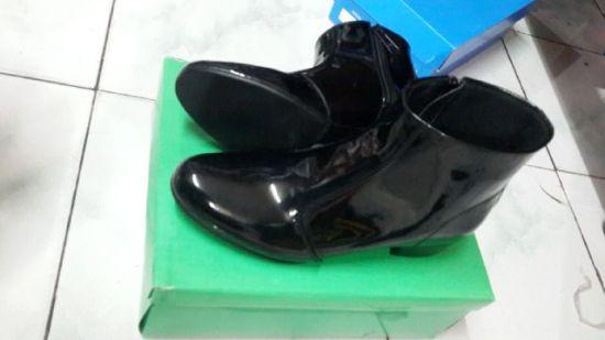 Seragam PDH Security sepatu