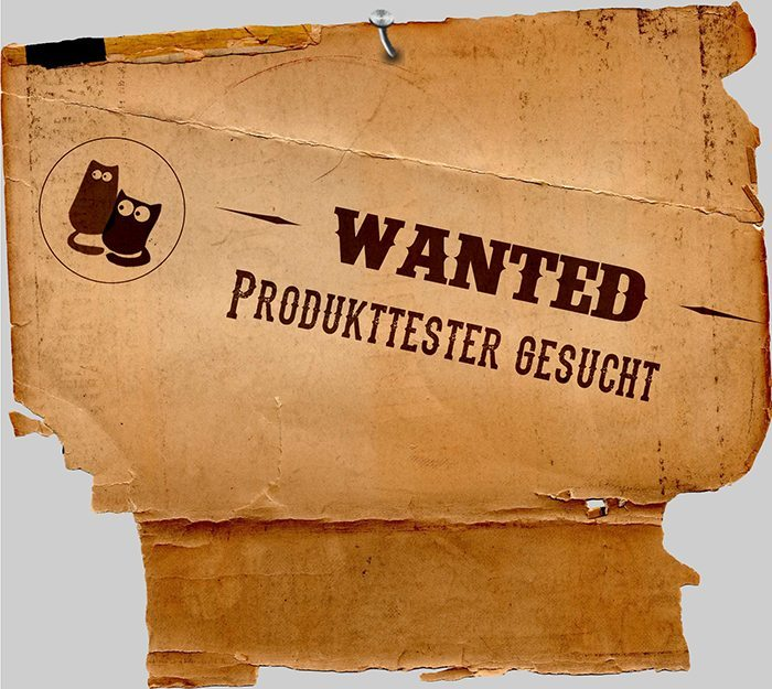Produkttester gesucht
