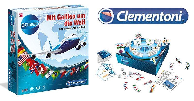 Clementoni Gewinnspiel