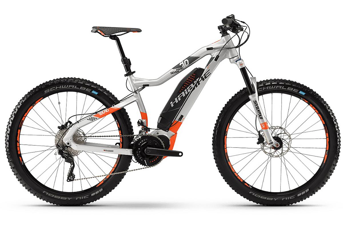 Haibike Elektro Fahrrad Sduro Yamaha Pw X 500wh Hardseven