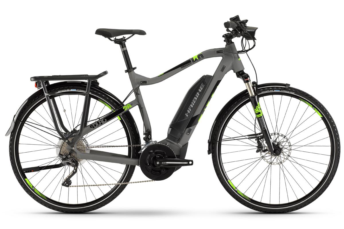 Haibike Herren Elektro Fahrrad Sduro Yamaha 500wh Trekking