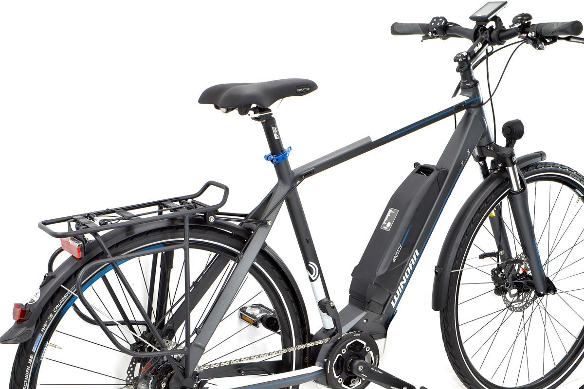 Winora Elektro Herren Trekking Fahrrad Y 280 X Yamaha