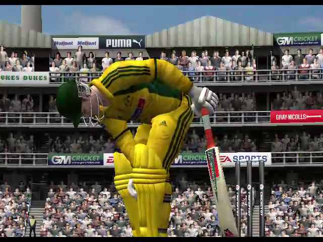 ea cricket 07 highly compressed for pc