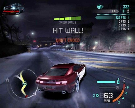 Need for speed carbon highly compressed