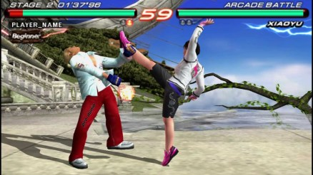 Tekken 6 download for pc Full game only in  - 714 MB