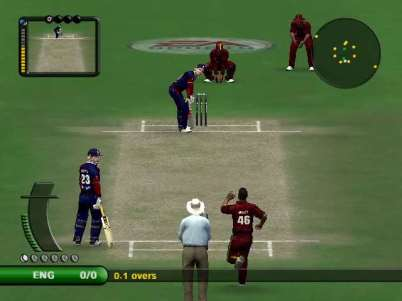 EA Sports Cricket 2007 Full PC Game download [ Highly Compressed ]