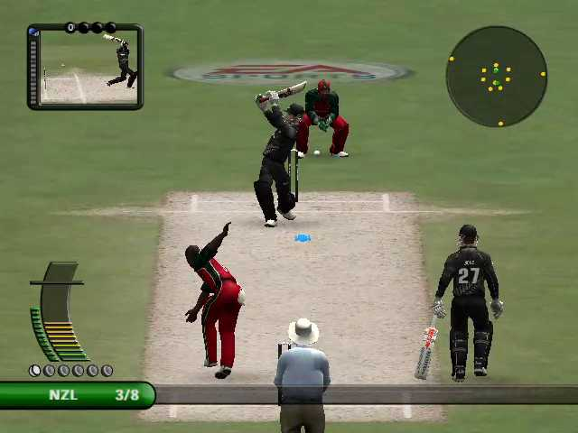 EA Sports Cricket 2011 download for pc [ highly compressed ] full Game