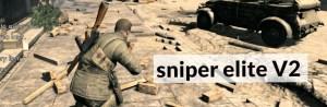 sniper elite V2 game