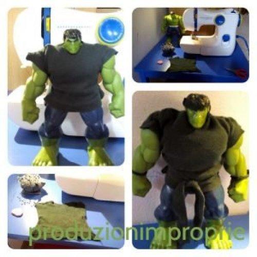 maglietta per Hulk