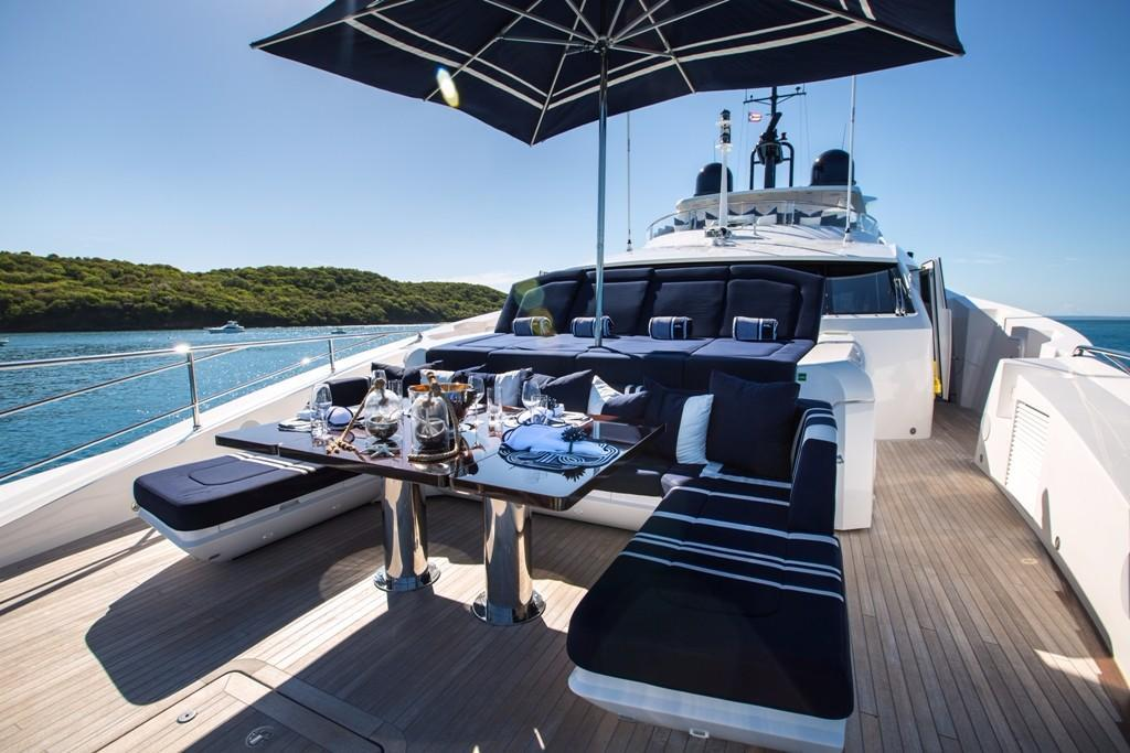 2016 Sunseeker 131 Yacht Worldwide Broker
